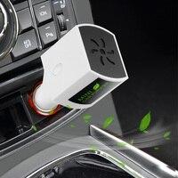 Easehold Portable Générateur D'ozone Purificateur D'air pour voiture Supprimer, tuer Les Bactéries avec Ozone Désinfecter pour Cuisine, salle de bains, chambre