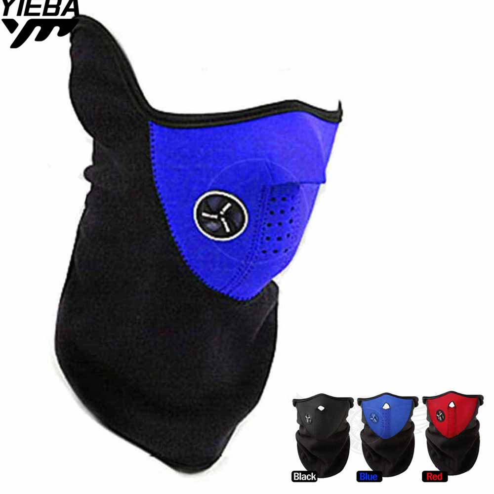 Motorcycle face Mask Outdoor Sports Warm Ski Caps Bicyle Bike Balaclavas for BMW S1000RR 1000R HP4 R1200GS F650GS F800GS F800R