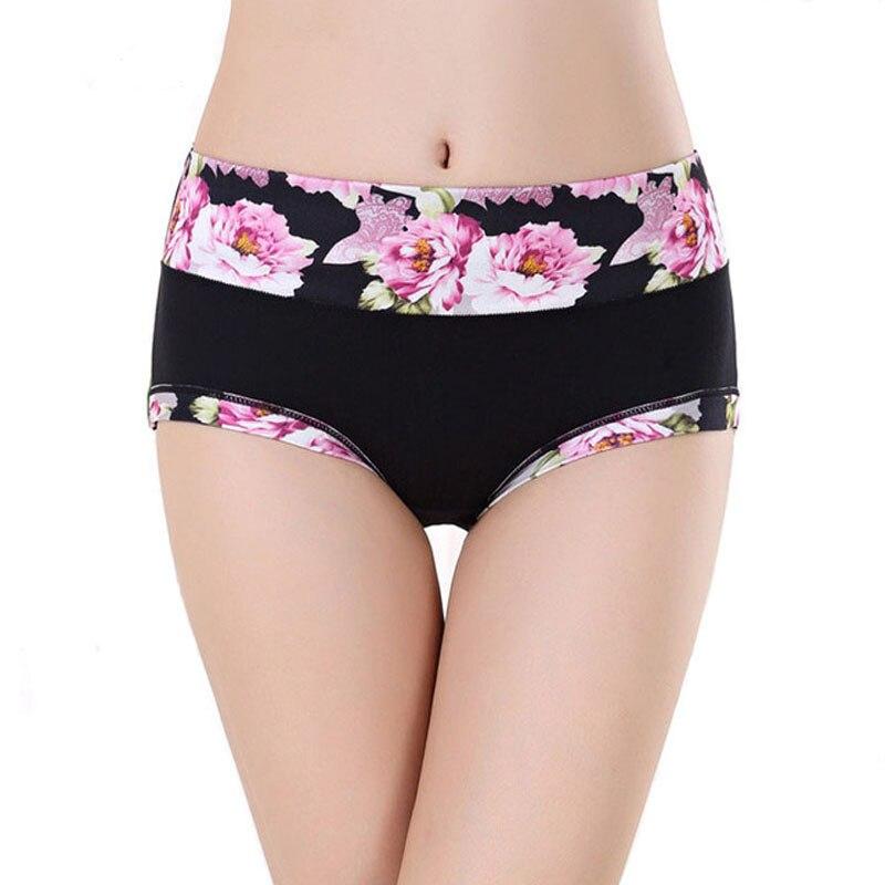 תחתוני נשים תחתונים בתוספת גודל 4XL מודאלי סקסי לעומת Calcinha Bragas Mujer Culotte Femme תחתוני הדפסת נשים תחתונים