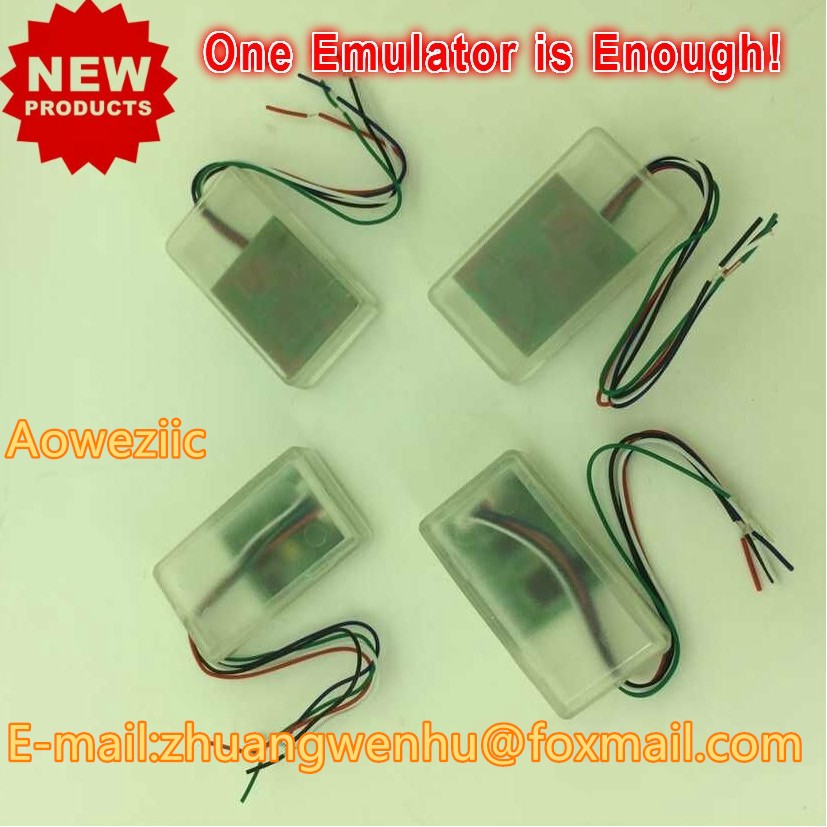 2pcs/LOT Universal IMMO Emulator for CAN-BUS Cars JULIE Emulator Seat Occupancy Sensor Programs car OBD2 diagnostic tools u480 1 5 lcd universal can bus obd2 car diagnostic code reader memo scanner