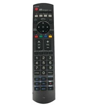 Used N2QAYB000100 Remote Control for Panasonic TV TH-42PZ77U TH-42PX80U TH-42PX80UA TH-42PZ80U TH-46PZ80U TH-46PZ80UA