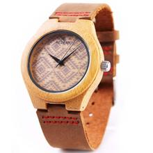 1pc new arrival couple lovers women men wooden watches Quartz watches clocks Natural Calendar New Bangle Valentine Gift H4