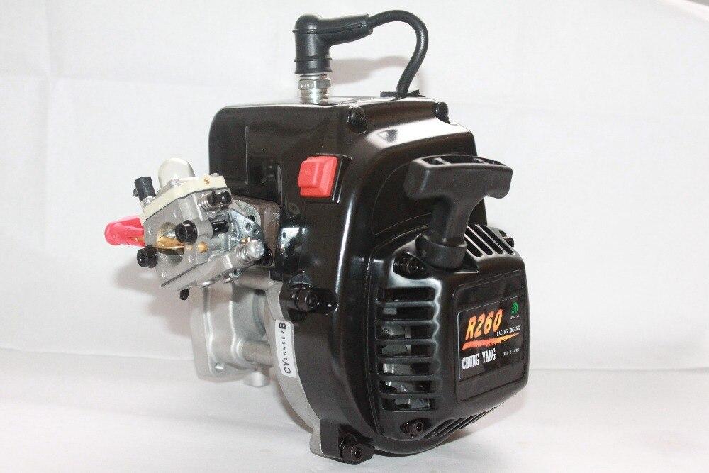 Nouveau moteur HPI BAJA 5B SS Fuelie 26 26cc CY26CC