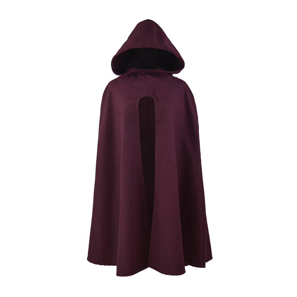 Knee Length Cloak   Cocktail     Dress   Black Gray Short Simple Burgundy Gray Black Party Cape Sleeveless Short Formal Cloaks DQG734