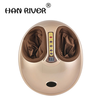 220V Electric Antistress Foot Massager.cheap foot massage machine Infrared foot care.device with Heating & Therapy