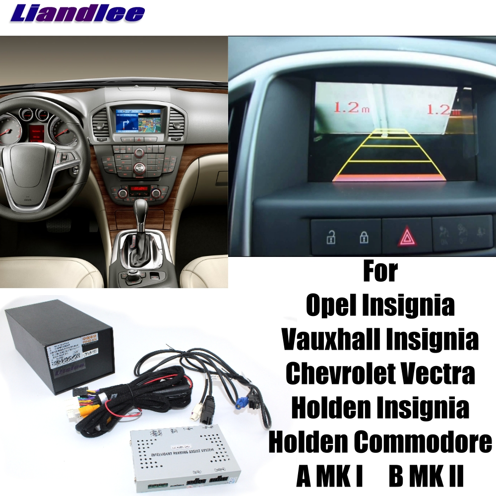 Reverse Camera Interface For Opel For Vauxhall For Chevrolet Vectra For Holden Commodore Insignia A MK1 B MK2 Display Upgrade