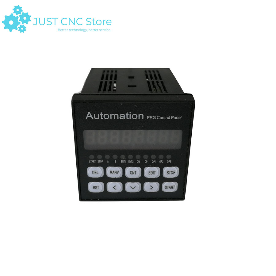 CNC Einachsigen schrittmotor controller Motion Controller Automation PRG Control Panel 220 V