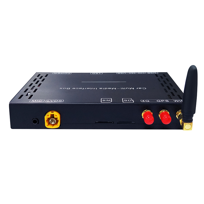 Car Android Multimedia Interface Box Car Android System Box Decoding Box For Car Dvd Player For VW/passat B8/Golf 7/Ebiza/Atcia