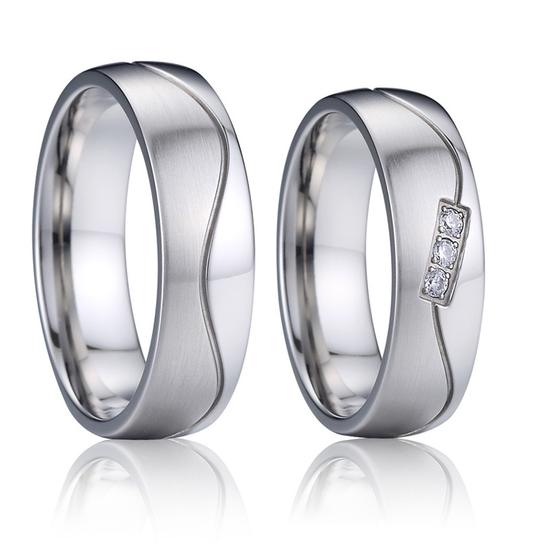 Anniversary couple rings pair best jewelry stores online silver