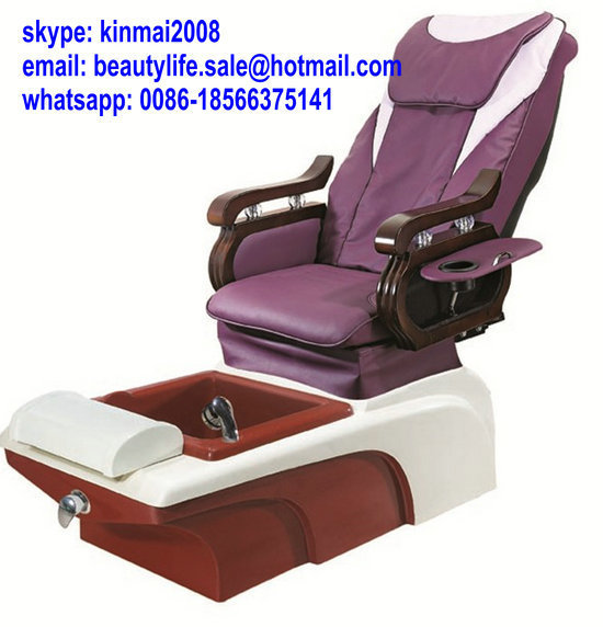 Muebles de sal n de u as pedicura sillas para foot spa for Sillas para hacer pedicure