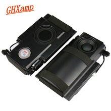 Two way TV Speaker High end Passive Speaker Bass Small Steel Gun 8ohm 15W 185*110mm 1Pairs