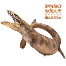 PNSO Dinosaur King Dakosaurus Powencang Animale Modello di Raccolta
