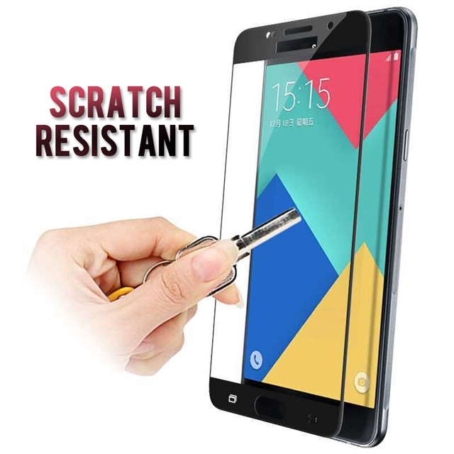 Protective Tempered Glass for Samsung Galaxy