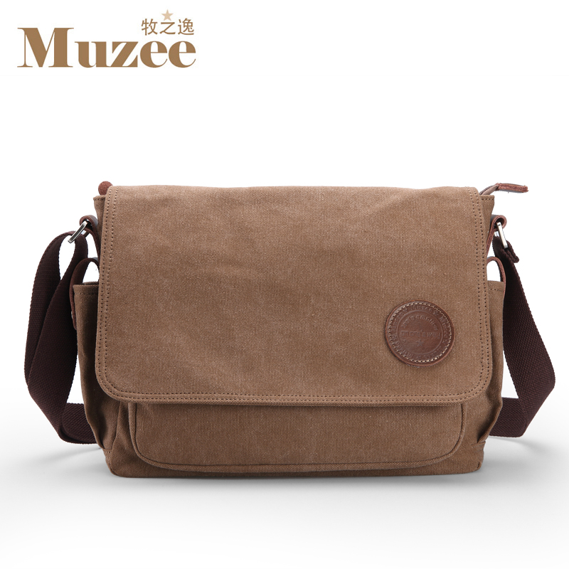 Muzee men messenger bagss
