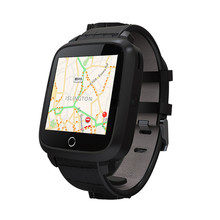 3G Smartwatch MTK6580 Quad Core GPS WIFI Smart Bracelet 8GB LCD With MIC Heart Rate Monitor Camera for Android IOS Sport Watch
