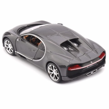1:24 Kids toys diecast Alloy Maisto 1/24 Diecast Model for Bugatti Chiron Car Vehicles Collection Kids Toy for boys gift bburago bugatti chiron 1 18 scale alloy model metal diecast car toys high quality collection kids toys gift