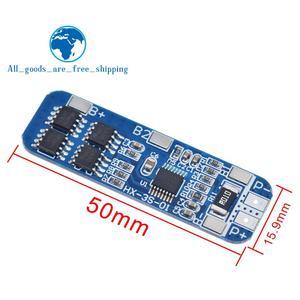 Image 5 - Tzt 3s 12v 18650 10A bms充電器リチウムイオンリチウム電池保護ボード回路基板 10.8v 11.1v 12.6v電気