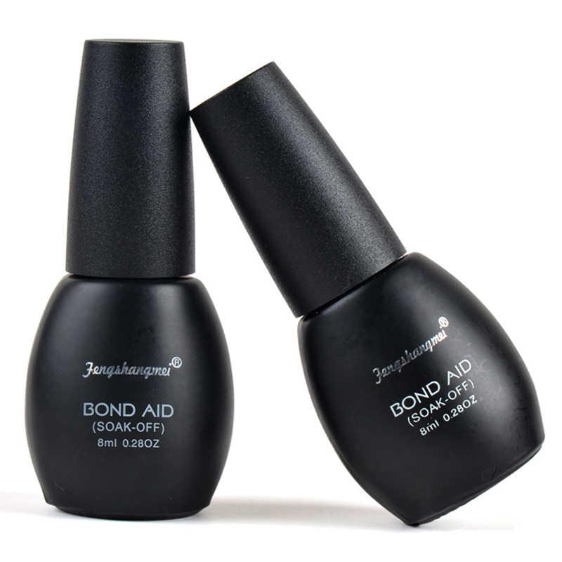 Fengshangmei, долговечная основа для ногтей, Гель-лак, впитывающий УФ-лак для ногтей, Гель-лак, Базовое покрытие