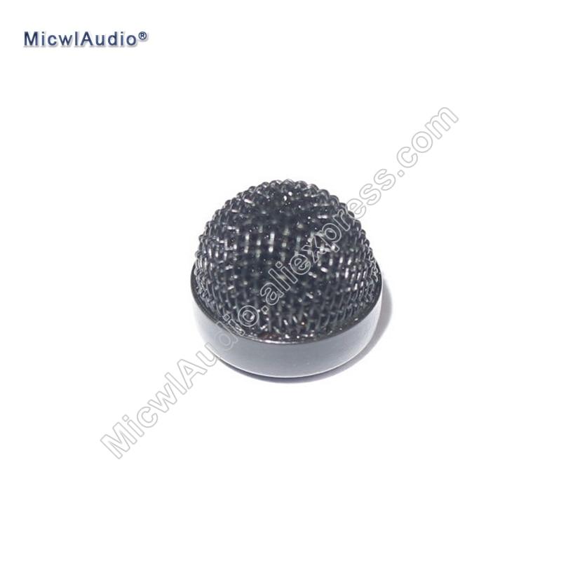 Wholesale Microphone Cap Lavalier Metallic Cover Foam Clip Lapel Wind Protection Windscreen For Sennheiser ME2 Shot