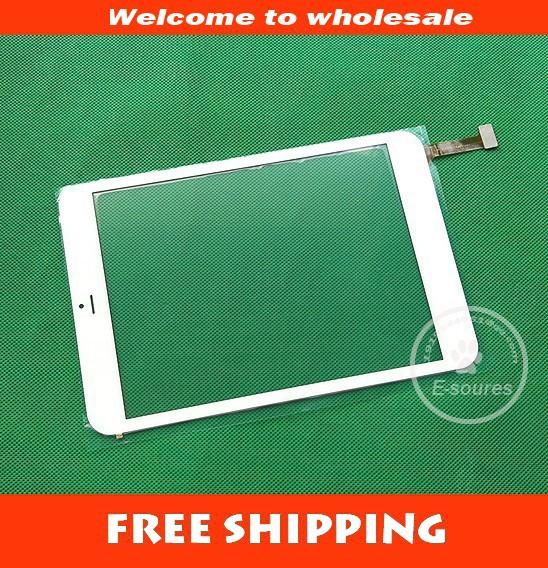 New Original Touch Screen for Hyundai M8 tablet External Glass Panel 7.9 Capacitive Screen Replacement new original touch glass touch screen panel new for ns8 tv01 v1