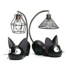 Miyazaki Kiki's Delivery Service Cat LED Night Light