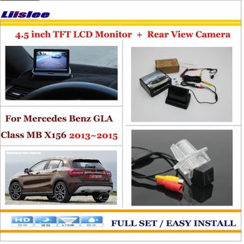 "Car 4.3"" TFT LCD Monitor Screen For Mercedes Benz GLA Class MB X156 Car Rearview Back Up Camera Car Parking Assistance System"