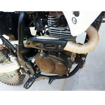Cinta De Calor De Escape | 15 M Motos Tubo De Escape Cinta Anti-caliente Envoltura Calor Downpipe Aislamiento Paño Rollo Para Bóxer Ba737 Gladiador Motocicleta Ssr
