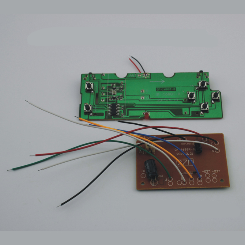 27MHz six-channel remote control module electronic