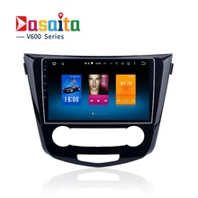 Car 2 din android GPS for Nissan Qashqai 2014+ autoradio navigation head unit multimedia 4Gb+32Gb 64bit Android 6.0 PX5 8-Core
