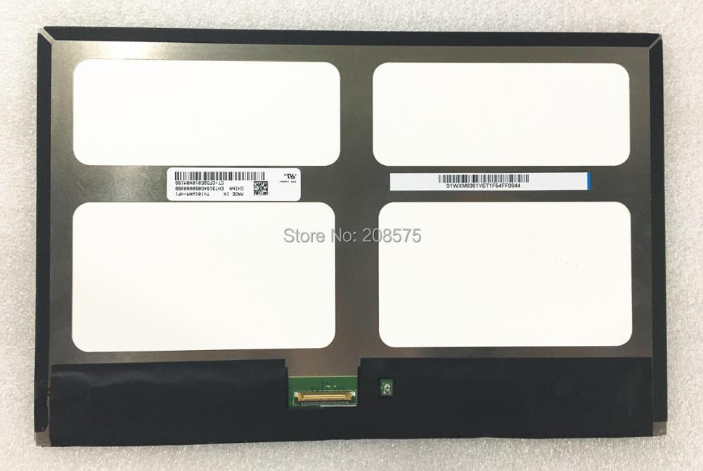 Free shipping ! TV101WXM-NP1 B101EAN01.8 for HP Pavilion X2 10-N X2 210G1 P5U17AA Laptop Lcd Screen 1280*800 EDP 30pin 10 1 high quality hsd101pww2 a01 lcd screen for archos 101 xs2 1280 x 800 in stock free shipping