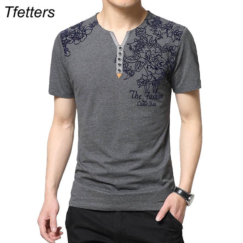 Aliexpress Com Buy Tfetters Fashion Design T Shirt Men
