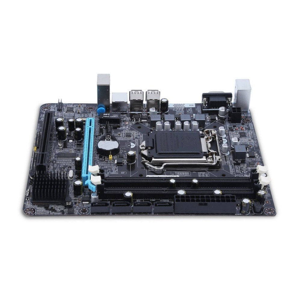 6 Channel Mainboard P55-A-1156 Motherboard High Performance Desktop Computer Mainboard CPU Interface LGA 1156 cq2000 230 mainboard