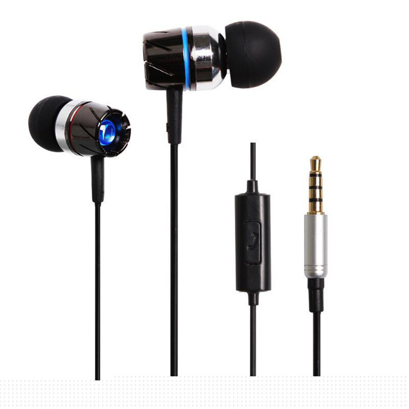 3.5mm Super Bass Stereo In-Ear Earphone Headphone Headset For Tablet MP3 JU07