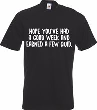 HOPE YOUVE HAD A GOOD WEEK SIMPLY LOVELEH Lovely T-Shirt New  T Shirts Unisex Funny Tops free shipping