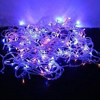 30M Christmas Lights Fairy,300-Leds Led String Light For Holiday Christmas Decoration Outdoor,AC 110V~220V