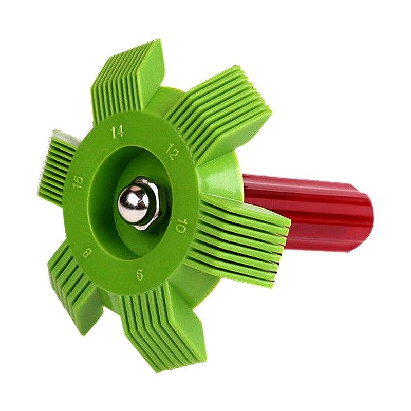 Power Tool Accessories Tools Generous 6 In 1 Fin Comb Straightener Cleaner Automotive Radiator Evaporator Condenser