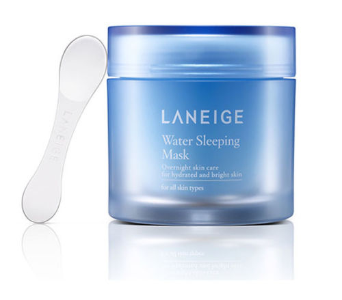 Water Sleeping Mask Pack 70ml маска the saem punch sleeping pack peach sleeping pack