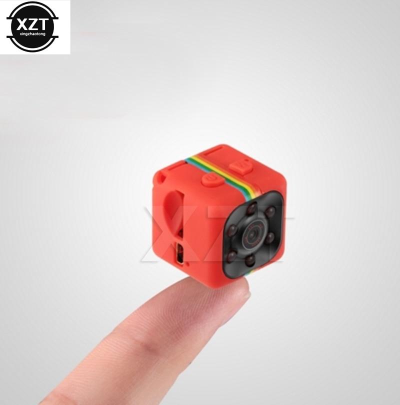 Новые Бесплатная доставка Мини Камера SQ11 HD 1080 P видеокамера HD Ночное видение мини Действие Камера Mini DV Спорт голос, видео Регистраторы
