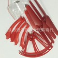 For syma X5sc x5sw rc drone spare parts red colors of landing skid propeller guard