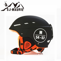 Winter Ski Helmet Men Women Sports Helmet Windproof Motorcycle Skiing Snowboard Skate Skateboard Helmet 4 Colors
