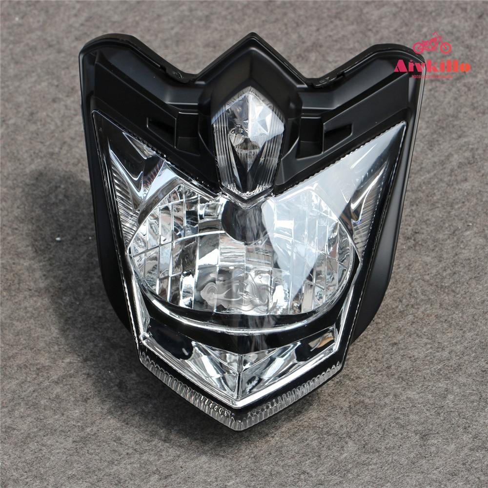 Headlight Assembly Headlamp Light For Yamaha FZ8N/FZ6R/XJ6R/XJ6N 2009-2013 11 12 Motorcycle
