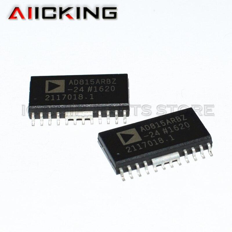 10/PCS AD815ARBZ-24 AD815ARB AD815ARBZ AD815A HSOP24  Integrated IC Chip New Original