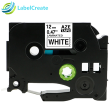 Compatible for Brother Label Printer Label Tape TZe-231 TZe-131 12mm Mix Color for Brother Tze P-touch 12mm Label Maker Tapes