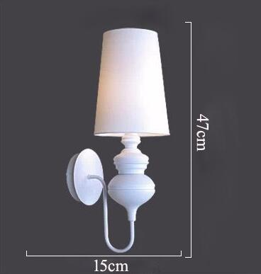 Modern brief bedroom study wall lights simple bedside lamp for Top 10 living room gadgets