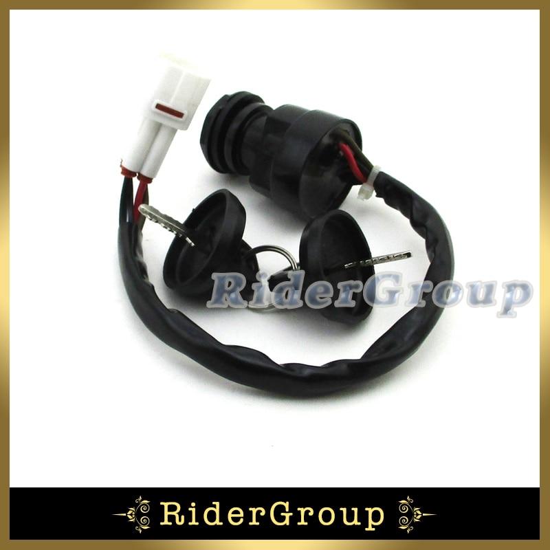 wheeler yamaha promotion shop for promotional wheeler yamaha ignition key switch 4 pin wire for yamaha yfm350 bear tracker yfm250 atv quad 4 wheeler warrior