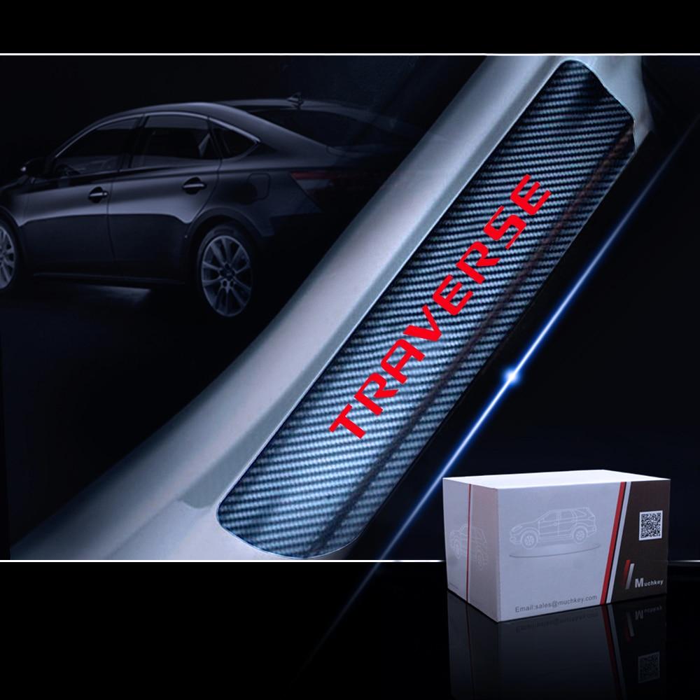 TRAVERSE 4D fibra De Carbono vinil adesivo