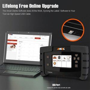 Image 5 - ANCEL FX6000 OBD2 outil de Diagnostic de voiture, Scanner, mise à jour gratuite pour tous les systèmes, ABS DPF, repos dhuile, clé TPMS, batterie, Air ACC