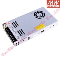 Original MEAN WELL LRS 350 Single Output 350W 5V 12V 24V 36V 48V meanwell Power Supply UL CB CE 30mm thickness 110VAC or 230VAC
