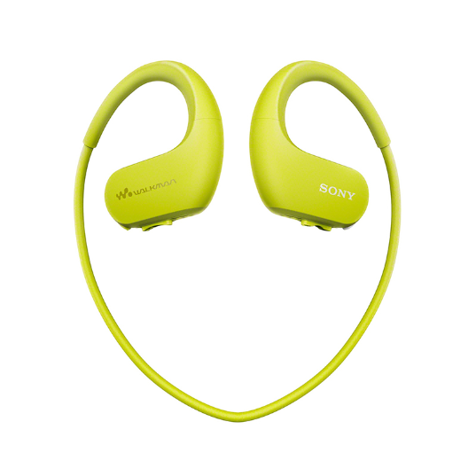 SONY Walkman 8GB headphone-integrated waterproof swimming running mp3 music player NW-WS414 headset integrated accessories 4