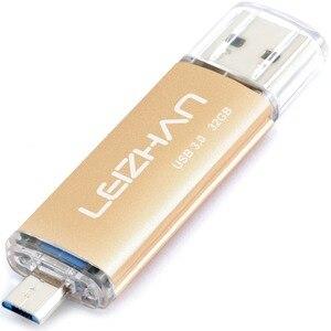 Image 1 - 128gb אנדרואיד טלפון 3.0 תמונה מקל  סטנדרטי חינם 64gb usb דיסק און קי 32gb זיכרון מקל עט כונן 16gb 8gb